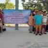 กิจกรรมตัดแว่นสายตาให้ชาวชุมชนหนองแตงเม